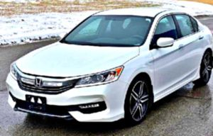Side Head Curtain Airbag2015 Honda Accord for Sale in Jacksonville, FL