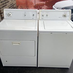 Kendmore Washer And Gas Dryer for Sale in Oak Forest, IL