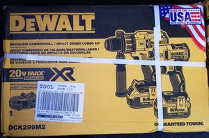 DEWALT 20V XR DCK229M2 for Sale in Lowell, MA