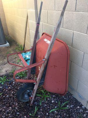 Used wheelbarrow. $40 for Sale in Phoenix, AZ