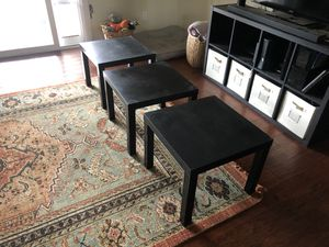 End table set - 3 tables for Sale in Westminster, CA
