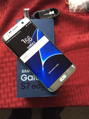 Samsung Galaxy S7 Edge 32GB Factory Unlocked Excellent Condition for Sale in Springfield, VA