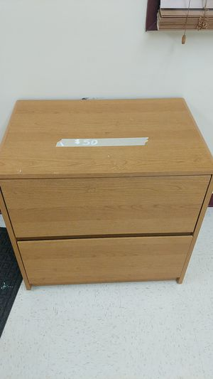 Lateral file cabinet for Sale in Albuquerque, NM