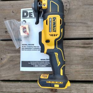 **Brand New**20V MAX-XR Oscillating Multi-Tool (Tool-Only) for Sale in Oklahoma City, OK