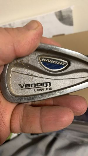 Knight venom golf clubs for Sale in Fresno, CA