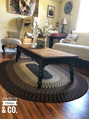 Farmhouse coffee table for Sale in Shinnston, WV