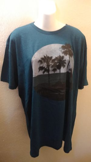 Men Ocean Current T-shirt size S,M,L,XL for Sale in Los Angeles, CA