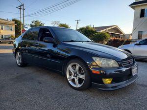2001 lexus is300 5 speed for Sale in Long Beach, CA