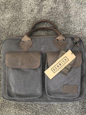 Men's messenger laptop bag renwick for Sale in Bloomington, CA