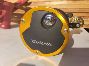 Daiwa Seagate 50H Conventional Fishing Reel for Sale in Anaheim, CA