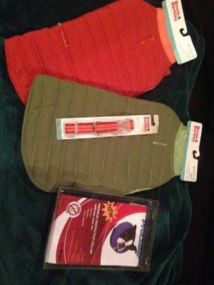 Dog Accessories (Medium), Vest, Collars for Sale in Orlando, FL
