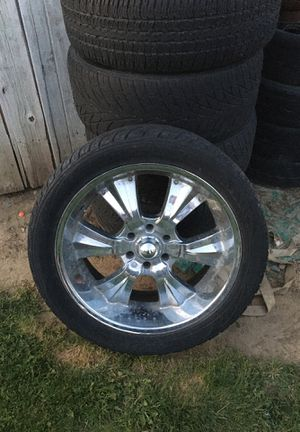 """22"" inch rims for Sale in Kennewick, WA"
