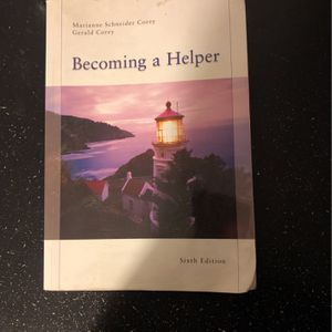 Becoming A Helper By Corey for Sale in Fontana, CA