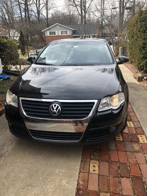 VW Passat 2010 Black for Sale in Bethesda, MD