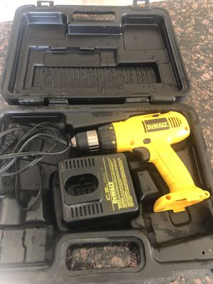 DeWalt drill DW953 and charger for Sale in Homer Glen, IL