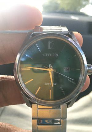 Citizens eco drive watch for Sale in Goldsboro, NC