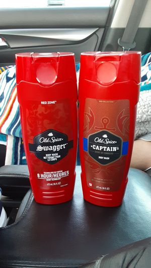 Old Spice Swagger Old Spice Captain for Sale in Jurupa Valley, CA