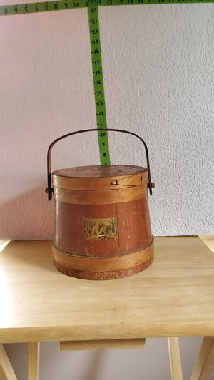 Red Oak Hingham Bucket for Sale in Camp Hill, PA