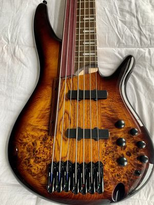 Ibanez SRAS7 electric bass guitar for Sale in Pittsburgh, PA