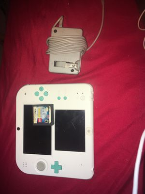 Nintendo 2DS with charger and Batman game for Sale in Gaithersburg, MD