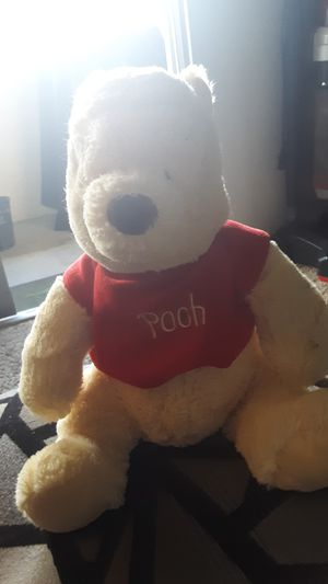"Vintage winnie the pooh disney baby plush 16"" for Sale in US"