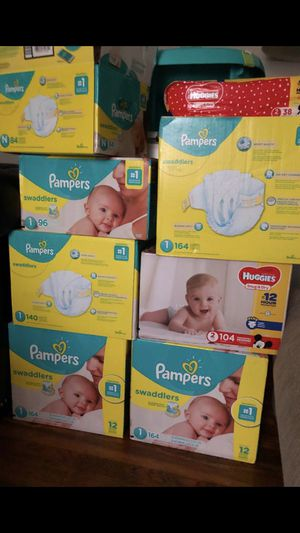 Pampers for Sale in Columbus, OH