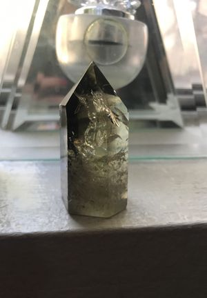 Smoky citrine with beautiful rainbows for Sale in Tucson, AZ