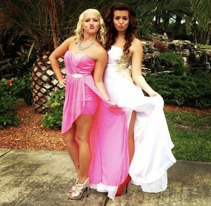 Hot pink prom dress for Sale in Cocoa, FL