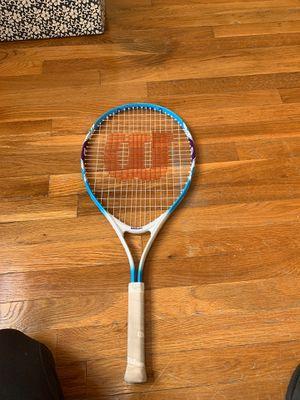 Wilson tennis racket for Sale in Queens, NY