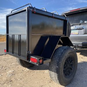 Overland Camping Trailer Off Road Utility Trailer for Sale in Glendale, AZ