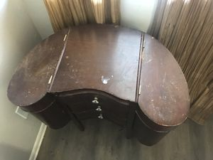 Antique makeup desk for Sale in Denver, CO