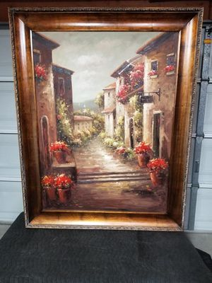 Beautiful Large Picture for Sale in Riverbank, CA