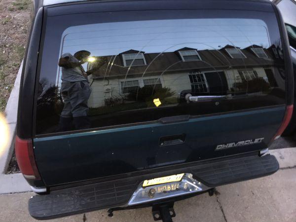 Chevy Blazer Silverado 4x4
