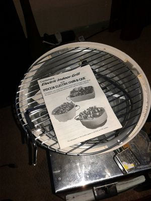 Indoor bbq grill for Sale in Seattle, WA