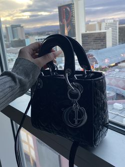 Dior Christian Dior Lady Dior Bag Great Condition for Sale in Enterprise,  NV