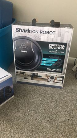 Shark ION WiFi Connected Robot Vacuum RV761 for Sale in Orlando,  FL