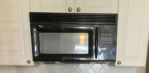 Whirlpool Microwave for Sale in Tampa, FL
