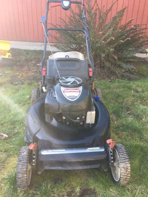 Craftsman Platinum Self Propelled Lawnmower for Sale in Hillsboro, OR