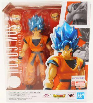Dragonball Z Super Bandai Super Saiyan God SS Son Gokou Figure for Sale in Kent, WA