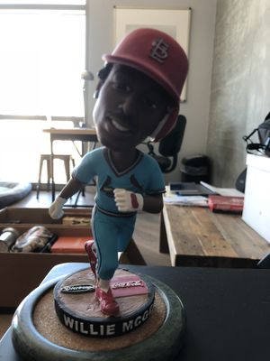Willie McGee Bobblehead for Sale in Austin, TX