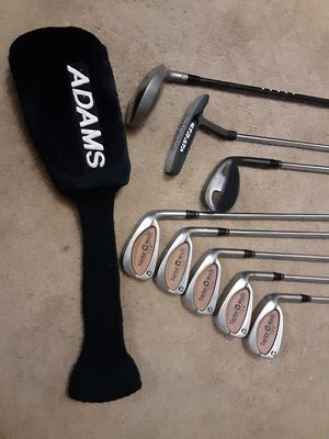 Taylor's Made irons Golf clubs Adam's Strata & new bag for Sale in Evesham Township, NJ
