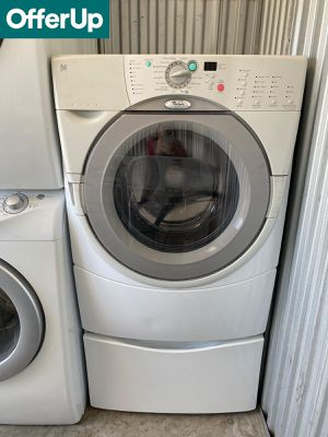 Whirlpool Front Load Washer XL Capacity #1284 for Sale in Deltona, FL