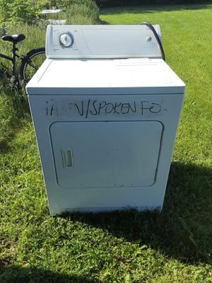 Whirlpool Dryer for Sale in Galion, OH