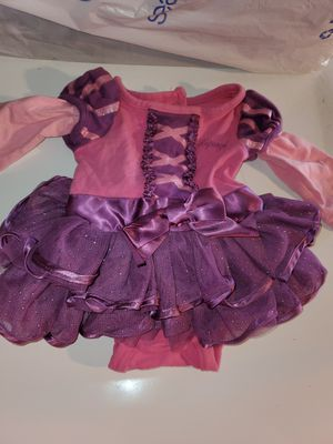 baby girl Disney store rapunzel onsies size newborn for Sale in River Grove, IL