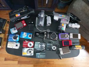 Assorted cameras and Bluetooth for Sale in Denver, CO