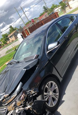 2015 chevy impala ALL PARTS FOR SALES!!!! for Sale in Miami, FL
