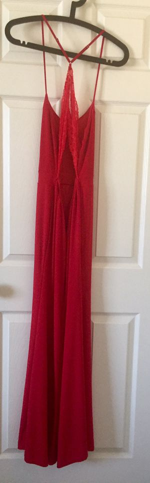RED woman dress Size S for Sale in San Clemente, CA