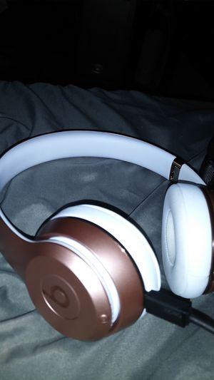Beats solo3 wireless on ear headphones 80$$trade for Sale in Denver, CO