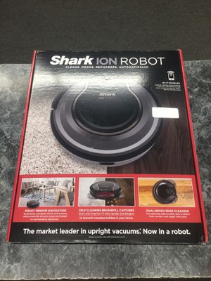 Shark Ion Robot vacuum for Sale in Chevy Chase, DC