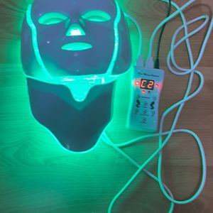 LED Mask with Neck Attachment for Sale in Seattle, WA